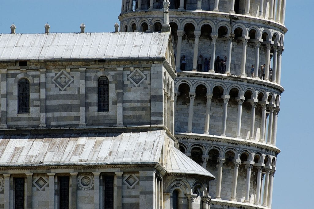 Leaning tower of pisa Lonely Planet