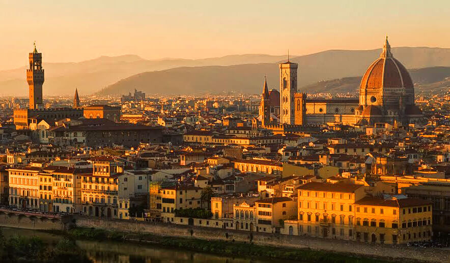 Florence places in tuscany