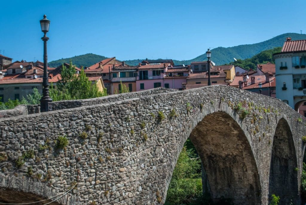 Pontremoli Bridge