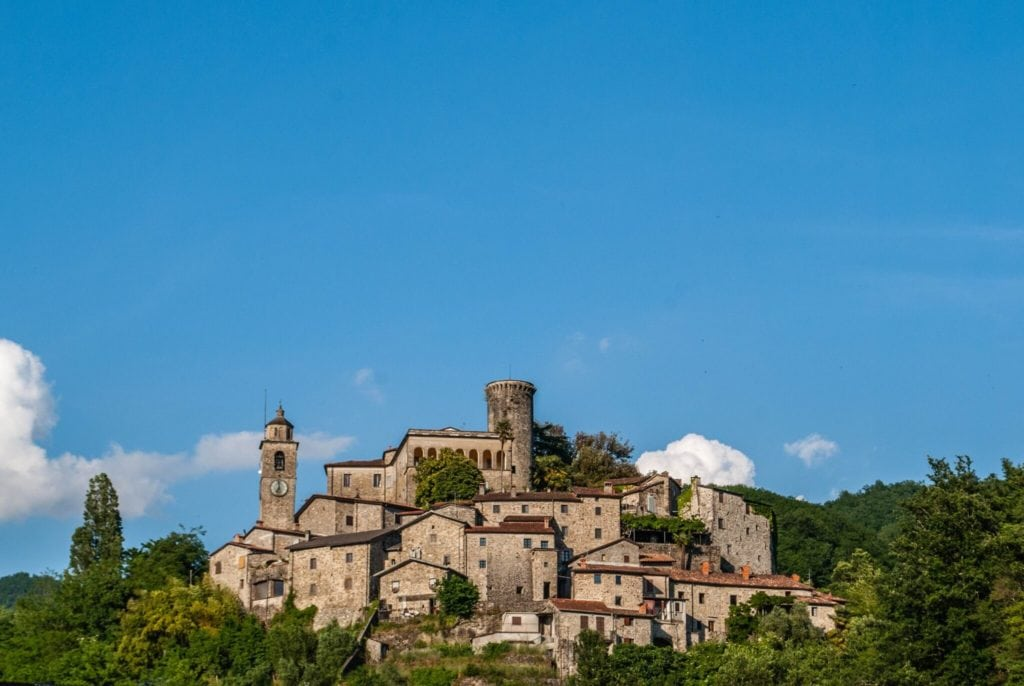 Bagnone lunigiana tuscany