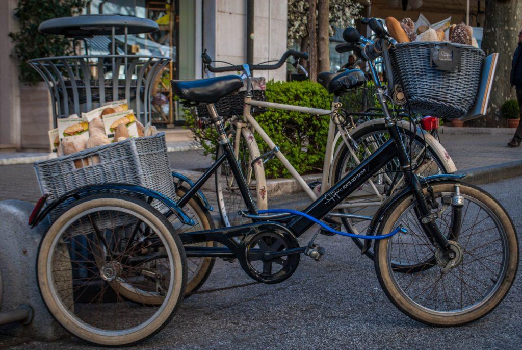 Forte dei Marmi bicycle Tuscany