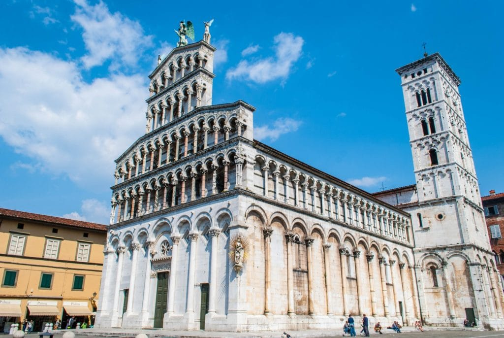 Lucca Tuscany
