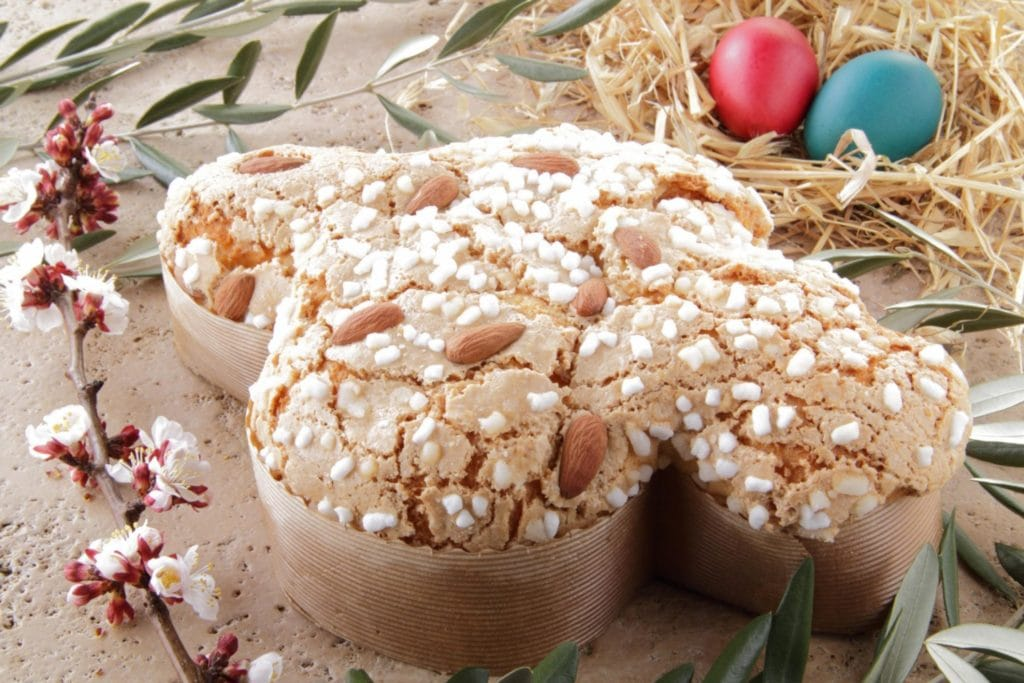 Italian Easter Cake Traditions