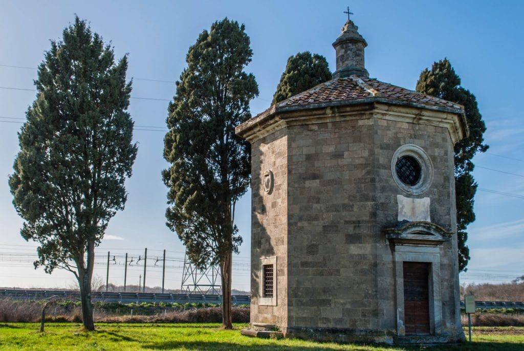 San Guido Oratory Bolgheri Tuscany