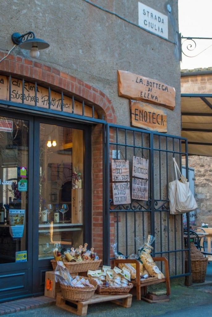Shop Bolgheri Tuscany