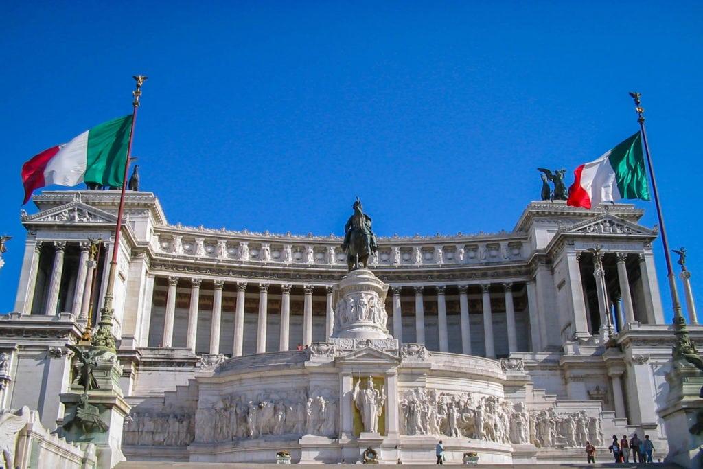 Vittoriano Republic Day festa della repubblica