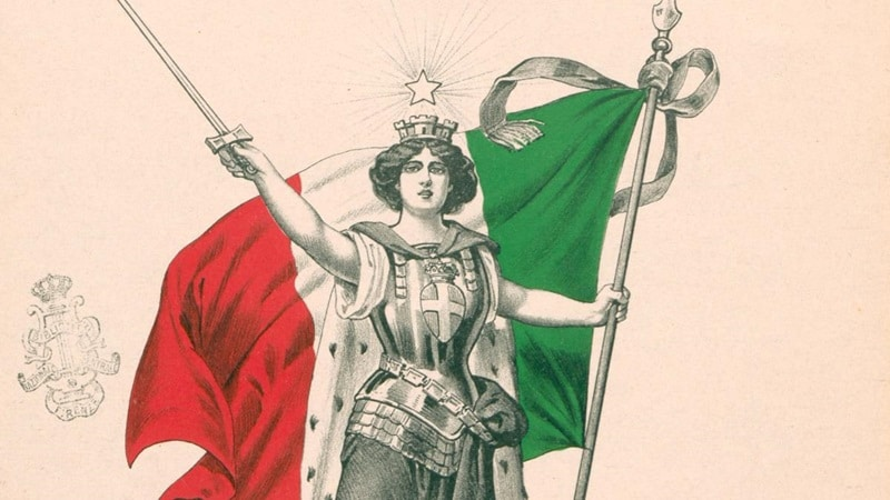 italia turrita