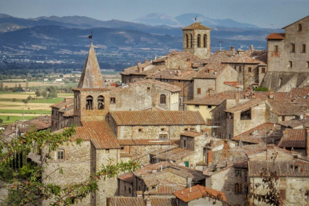Anghiari Villages in Tuscany-2
