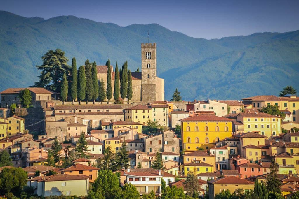 Barga Villages in Tuscany-2