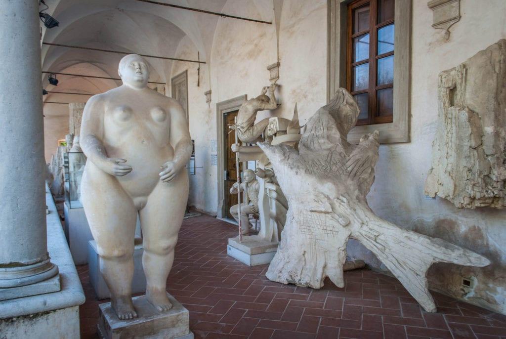 Bozzetti Museum Pietrasanta Tuscany 1