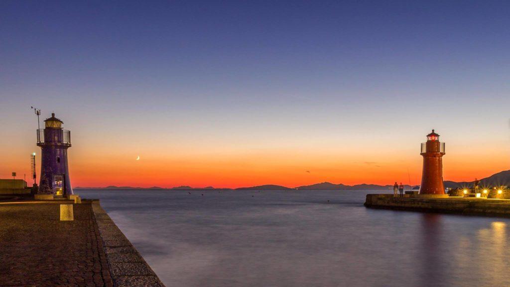 Castiglione della pescaia beaches in tuscany