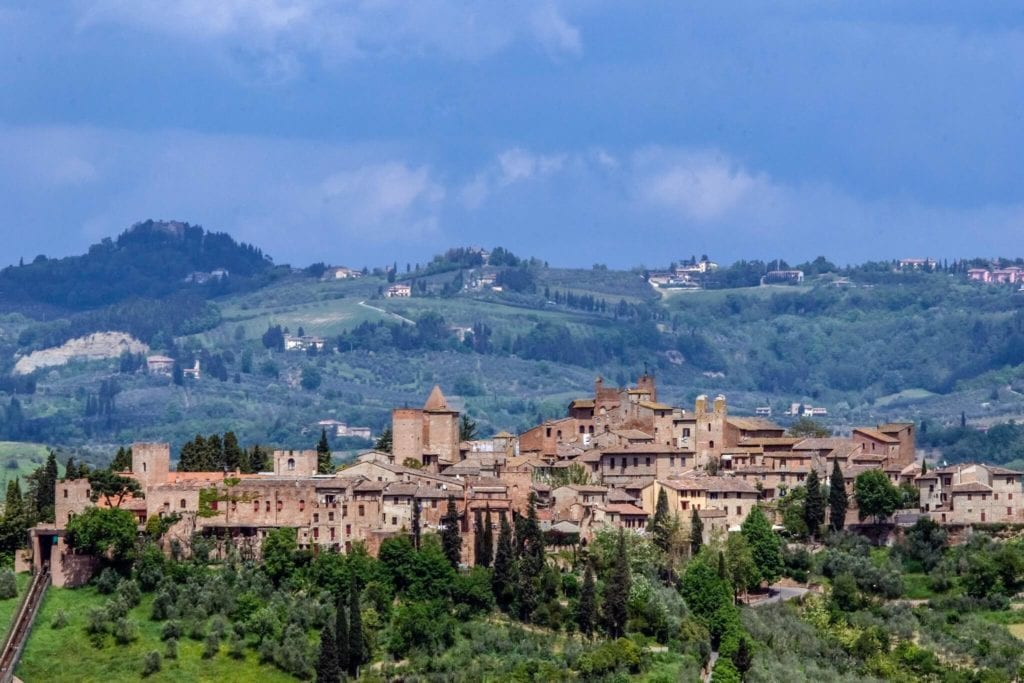 Certaldo Villages in Tuscany-2