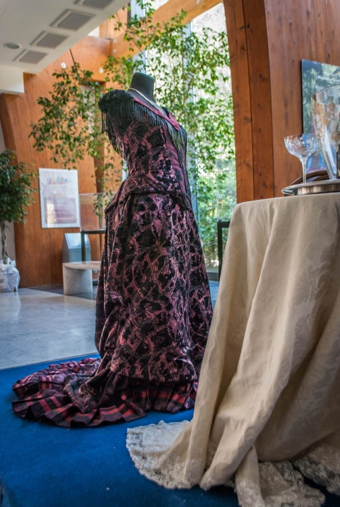 La Boheme Costumes Puccini Festival