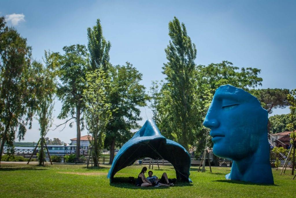 Puccini Festival park