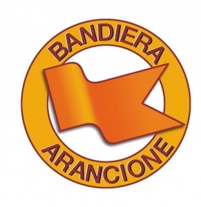 bandiera arancione orange flag