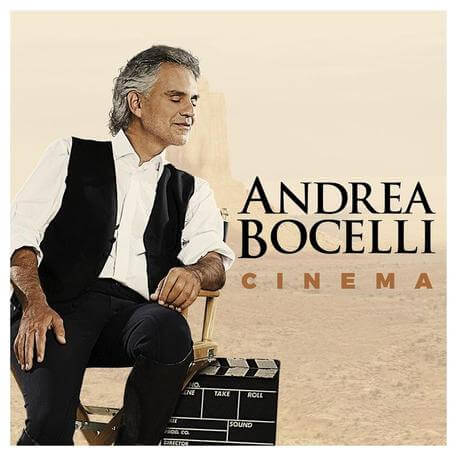 Bocelli cover Cinema