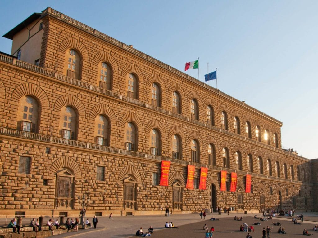 The 10 most important places in florence my travel in for Palazzo pitti