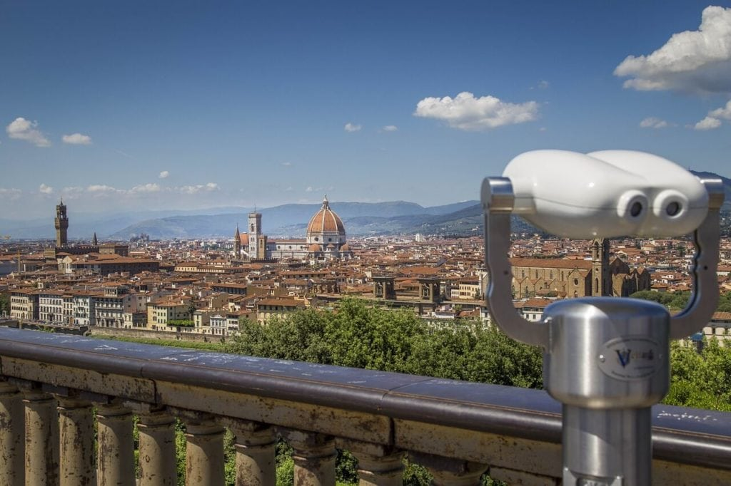 Piazzale Michelangelo Florence Tuscany