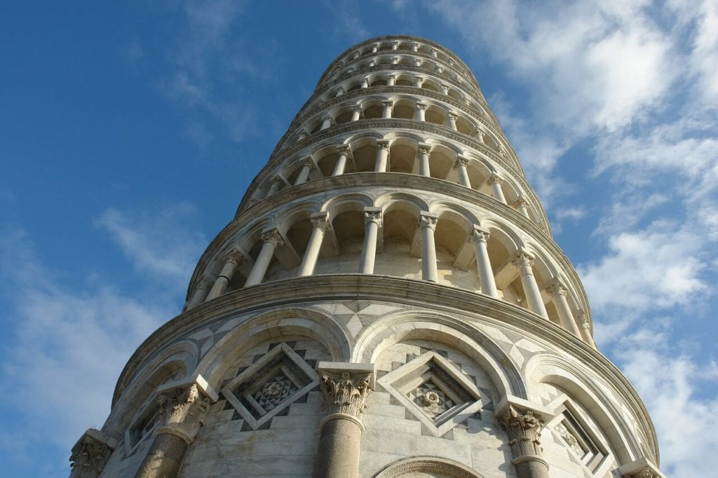 The tuscan wonders on the lonely planet ultimate travelist my travel in tus - Lego architecture tour de pise ...