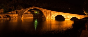 Devil's bridge Borgo a Mozzano Halloween 2016