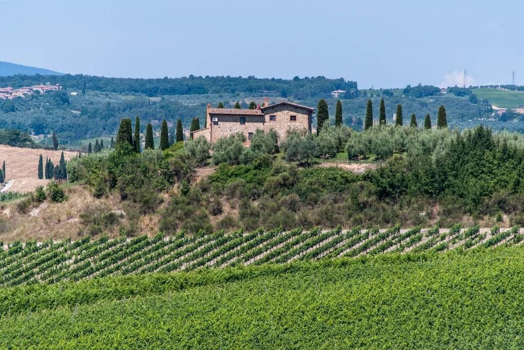 Chianti Castelnuovo Berardenga Tuscany