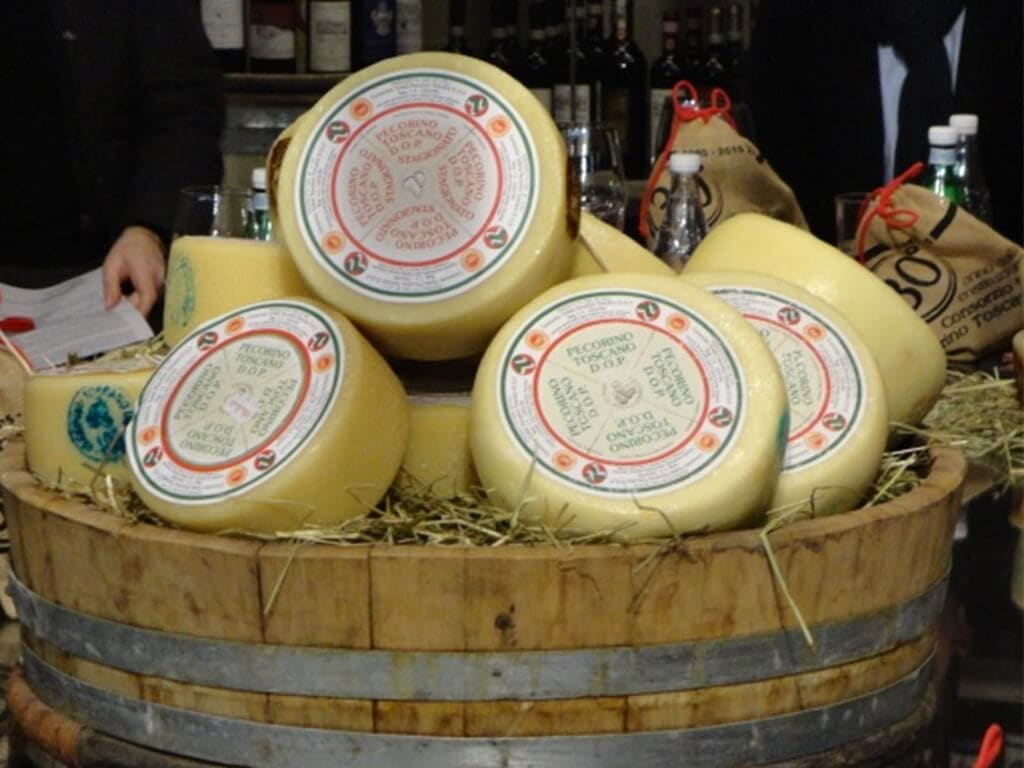 Pecorino Toscano Cheese PDO