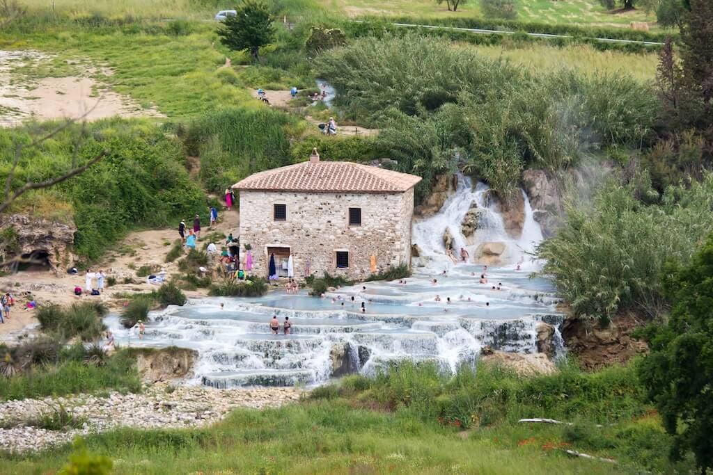 Hotel Pitigliano Terme
