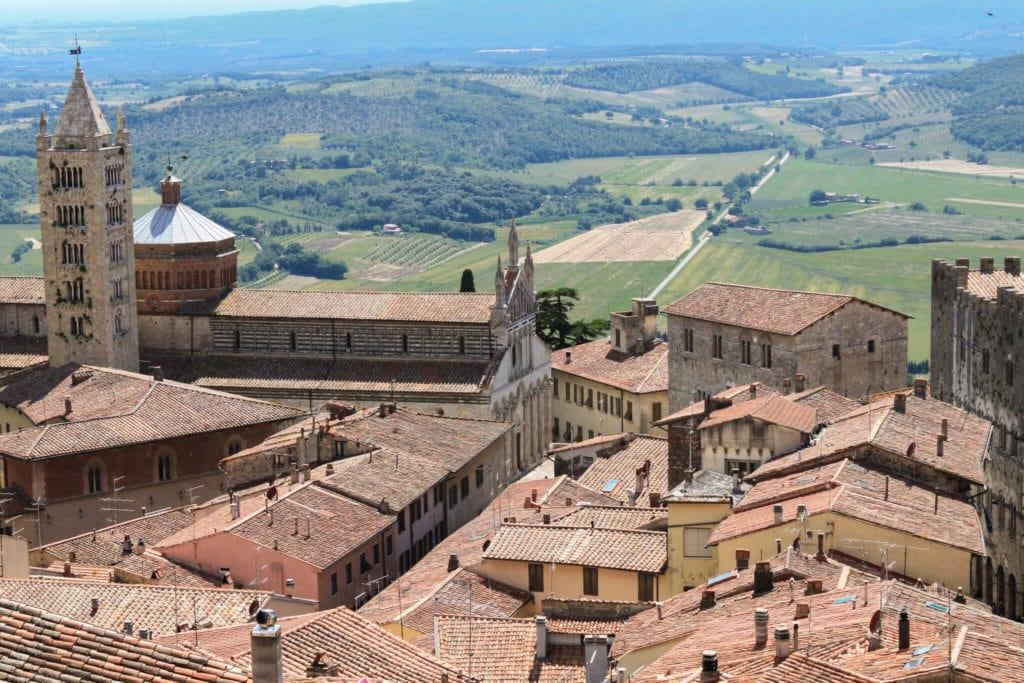 Massa Marittima Tuscany Villages