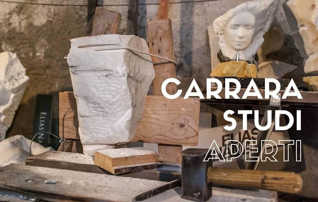 Carrara Studi Aperti