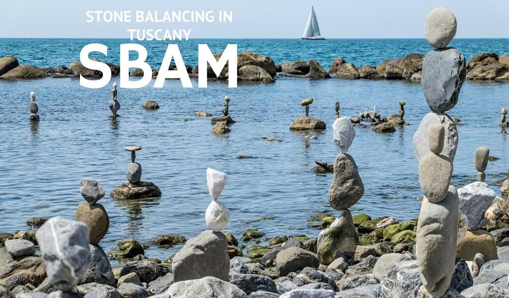 SBAM2016 Stone balancing in tuscany