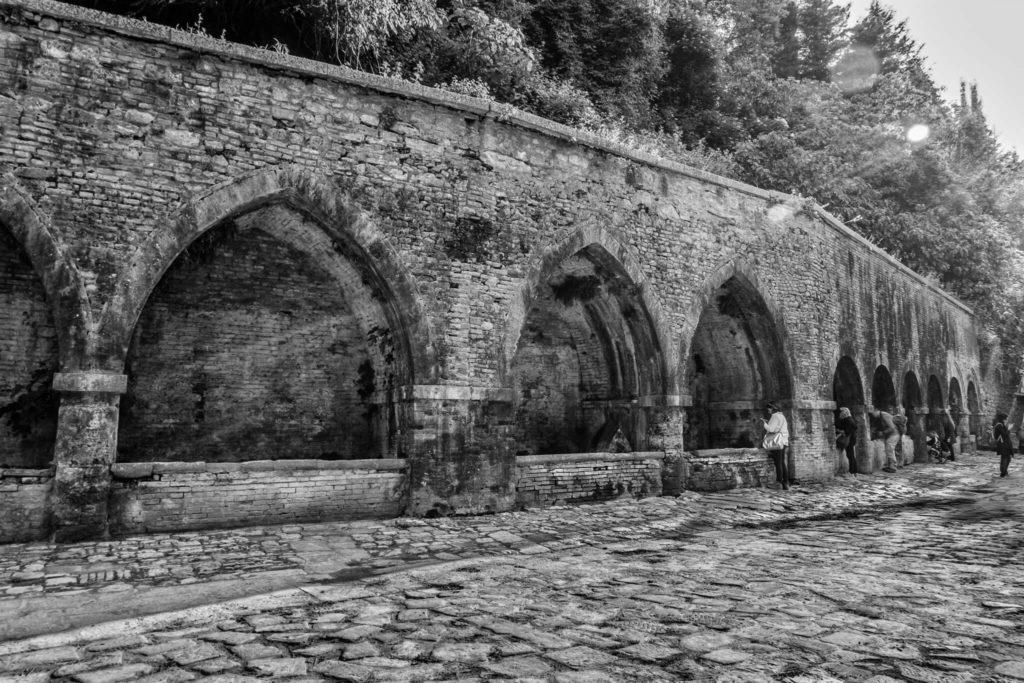 medieval springs San Gimignano