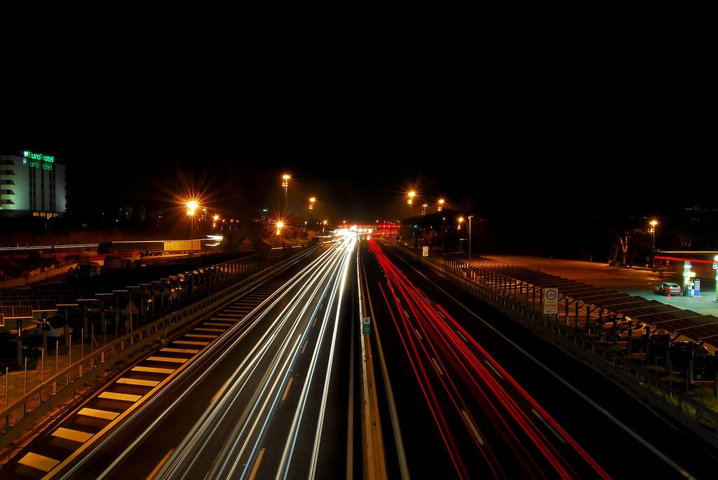 motorway driving in italy