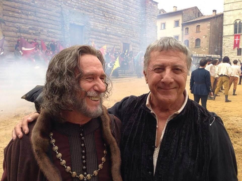 Dustin Hoffman Medici Master of Florence