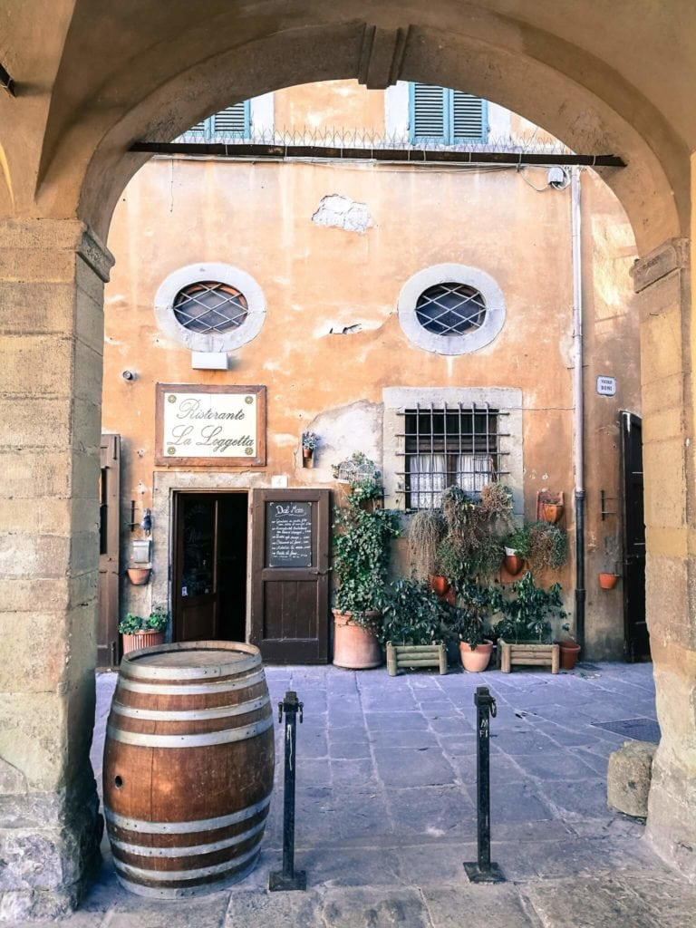Cortona Arch