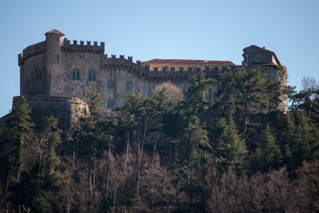 Fosdinovo in Tuscany