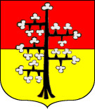 Coat of arms of the House of Malaspina (Spino Fiorito)