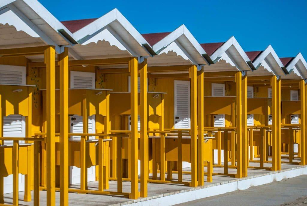 Versilia Marina di Carrara beach club Tuscany