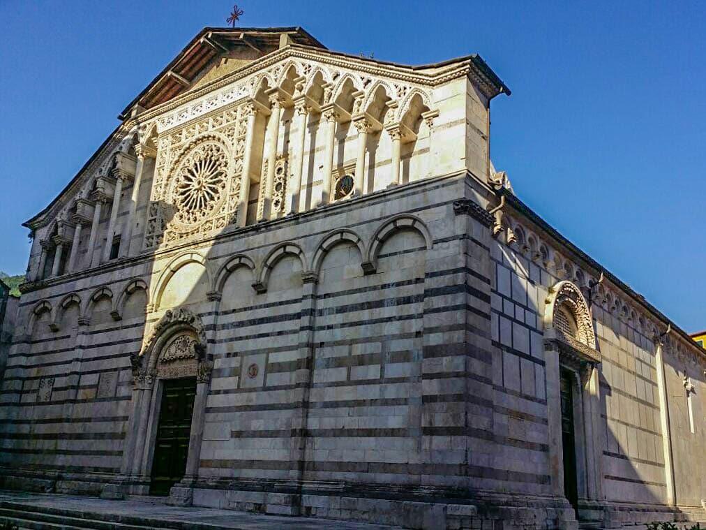 Duomo Carrara Tuscany