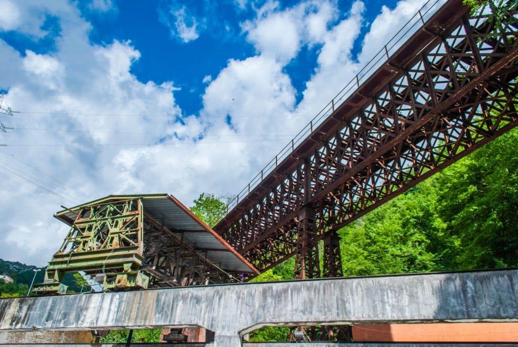 Ponte di Ferro Tuscany