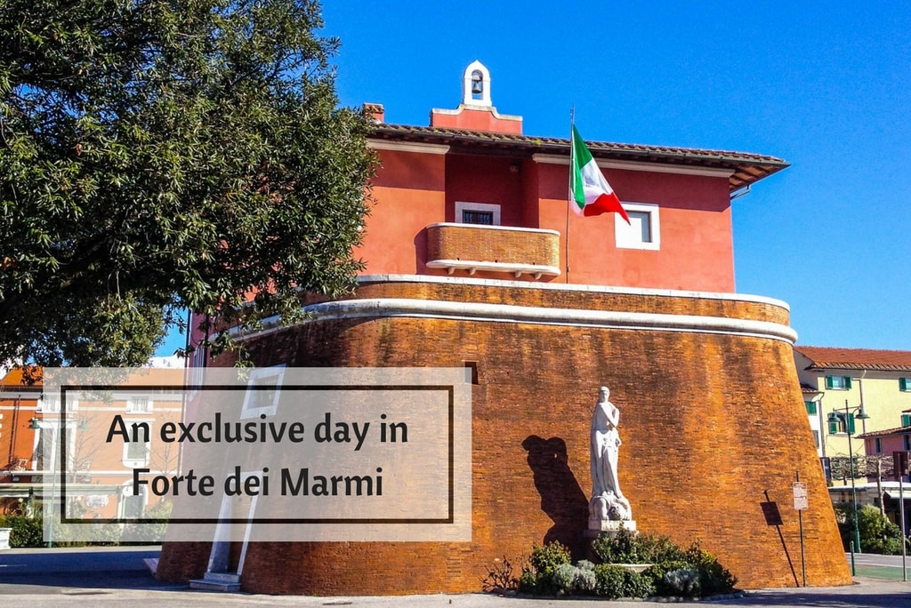 An Exclusive Day in Forte dei Marmi, Versilia