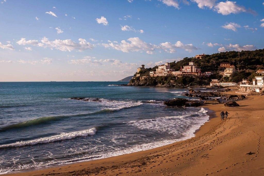 Baia del Quercetano 1 Castiglioncello Etruscan Coast Tuscany