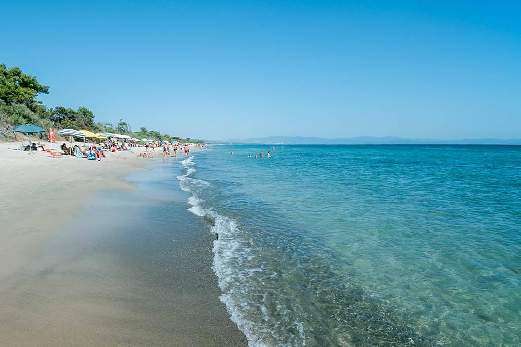 Parco della Sterpaia Piombino Etruscan Coast T