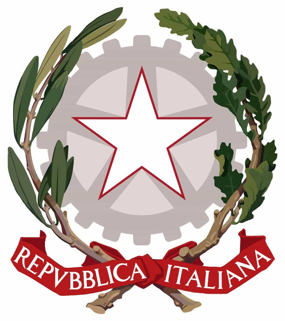 The Emblem of Italy