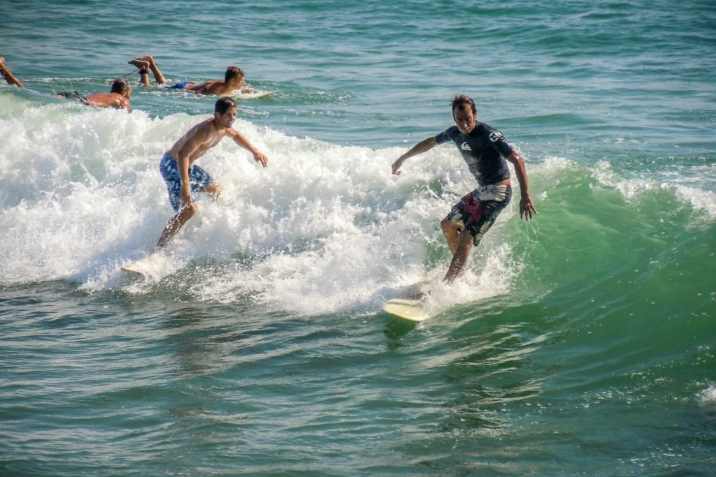 surfing Versilia tuscany