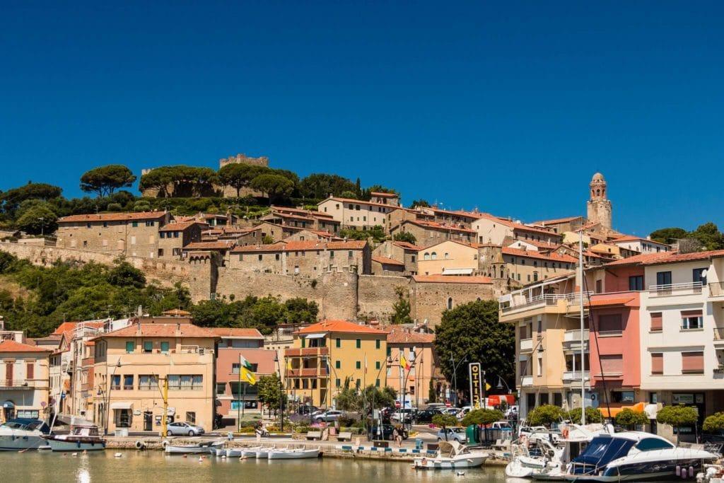 Castiglione della Pescaia beaches in tuscany-2 Maremma