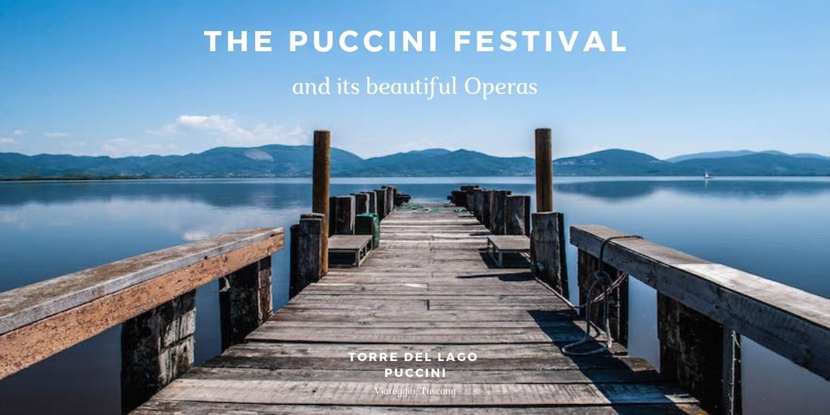 Puccini Festival Torre del Lago Puccini Viareggio Tuscany