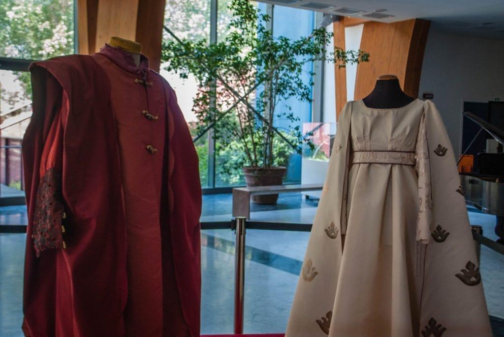 Il Trittico Costumes Puccini Festival