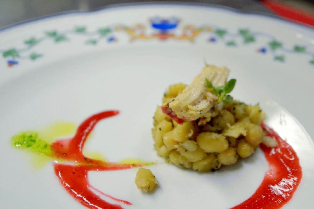 Tuna of Chianti Convito di curina Giorgio Trovato