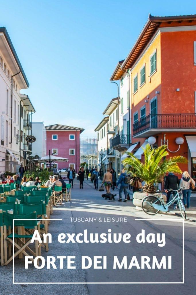 Forte dei marmi Italy, cover for Pinterest