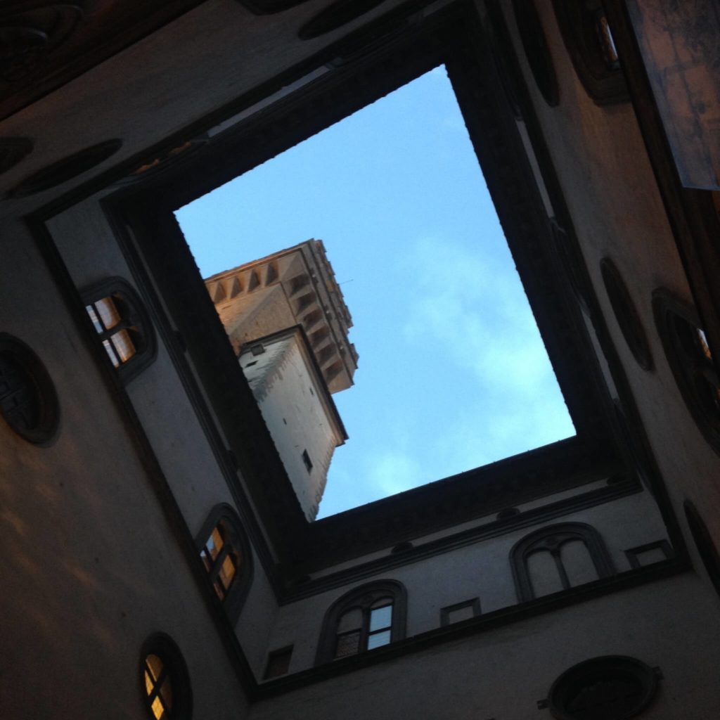 Palazzo Vecchio Firenze Tuscany